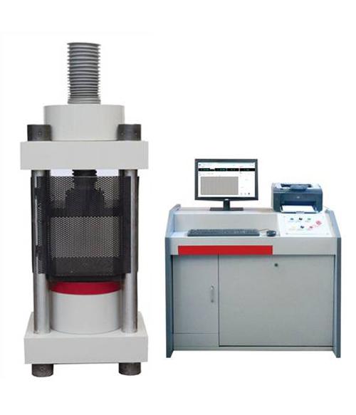 YAW系列微机控制电液伺服压力试验机